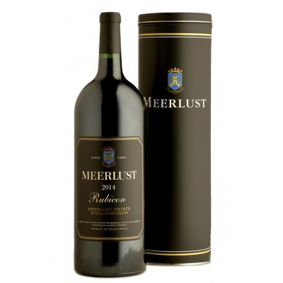 Meerlust Rubicon 2014 Magnum Gift Pack